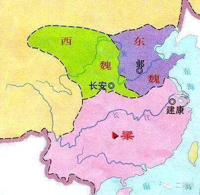 琅琊榜梁国地图