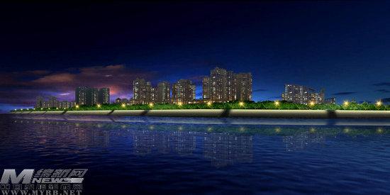"""微信订阅号""""绵阳城事"""",以及设置在铁牛广场,三江半岛,芙蓉汉城的民意"""