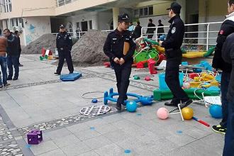 """乐虎足球一幼儿园竟被校外人员""""占领"""" 导致教学中断"""
