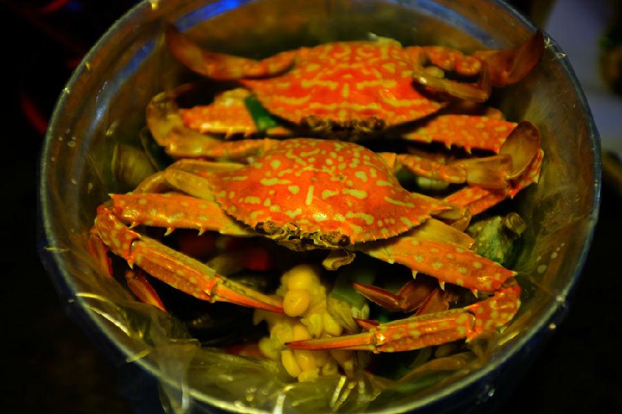 大航海时代的海鲜美食——绵阳卡岸手抓餐吧