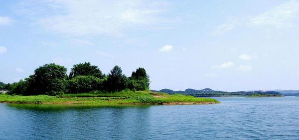 绵阳|仙海水利风景区获全国博览会最美景区奖