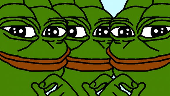 这只绿青蛙名叫佩佩